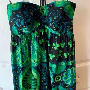 Betsey Johnson Summer dress in Silk